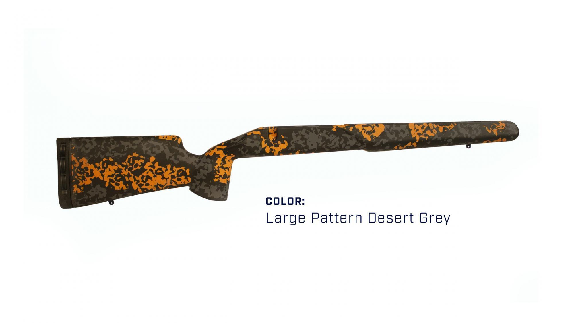 Krem LRG Dessert grey