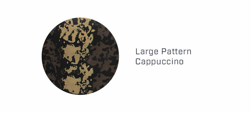 Large Pattern Cap