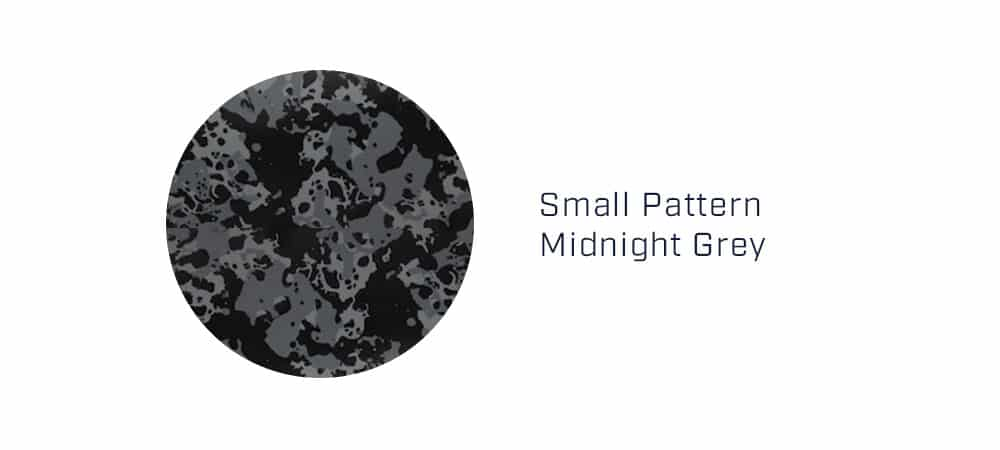 small midnight grey